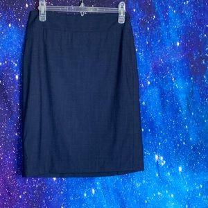 Banana Republic- Gray Miniskirt size 2